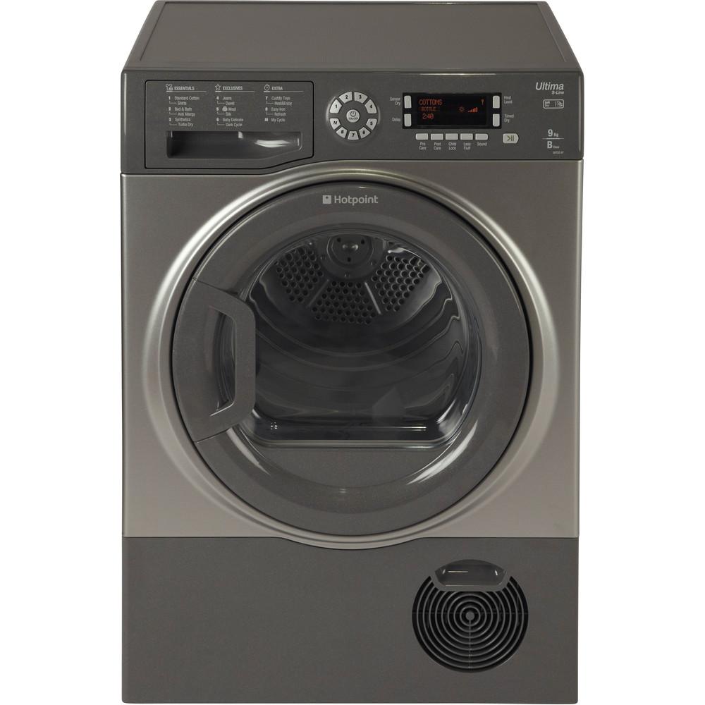 Hotpoint Dryer SUTCD 97B 6GM (UK) Graphite Frontal