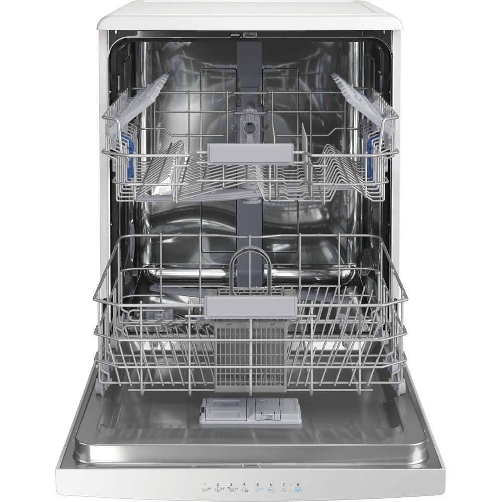 Indesit Lave-vaisselle Pose-libre DFO 3C26 Pose-libre E Frontal open