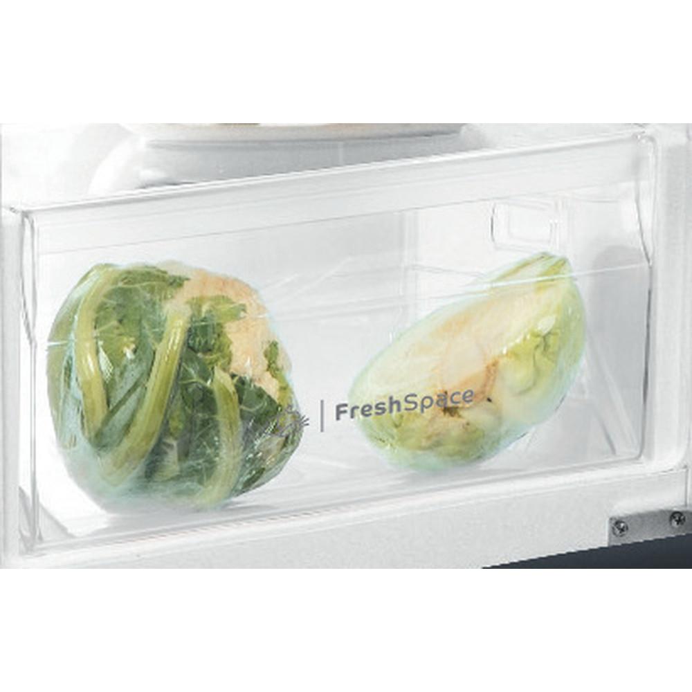 Indesit Réfrigérateur Encastrable S 12 A1 D/I 1 Inox Drawer