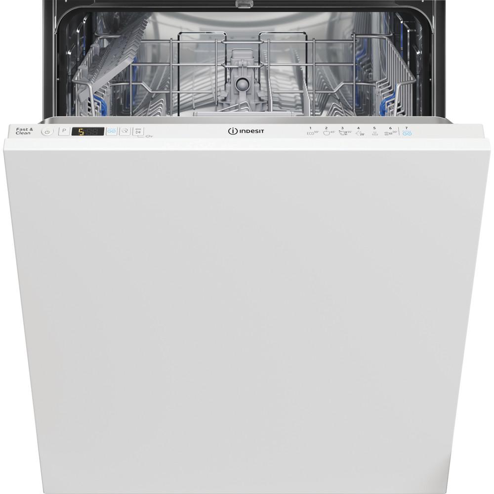Indesit Посудомоечная машина Встраиваемый DIC 3B+16 A Full-integrated A Frontal