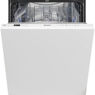 Indesit Mašina za pranje posuđa ugradbeni DIC 3B+16 A A scomparsa totale F Frontal