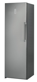 Fritstående Whirlpool-fryseskab: inox-farve - UW8 F2D XBI N 2