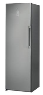 Whirlpool freestanding upright freezer: inox color - UW8 F2D XBI N