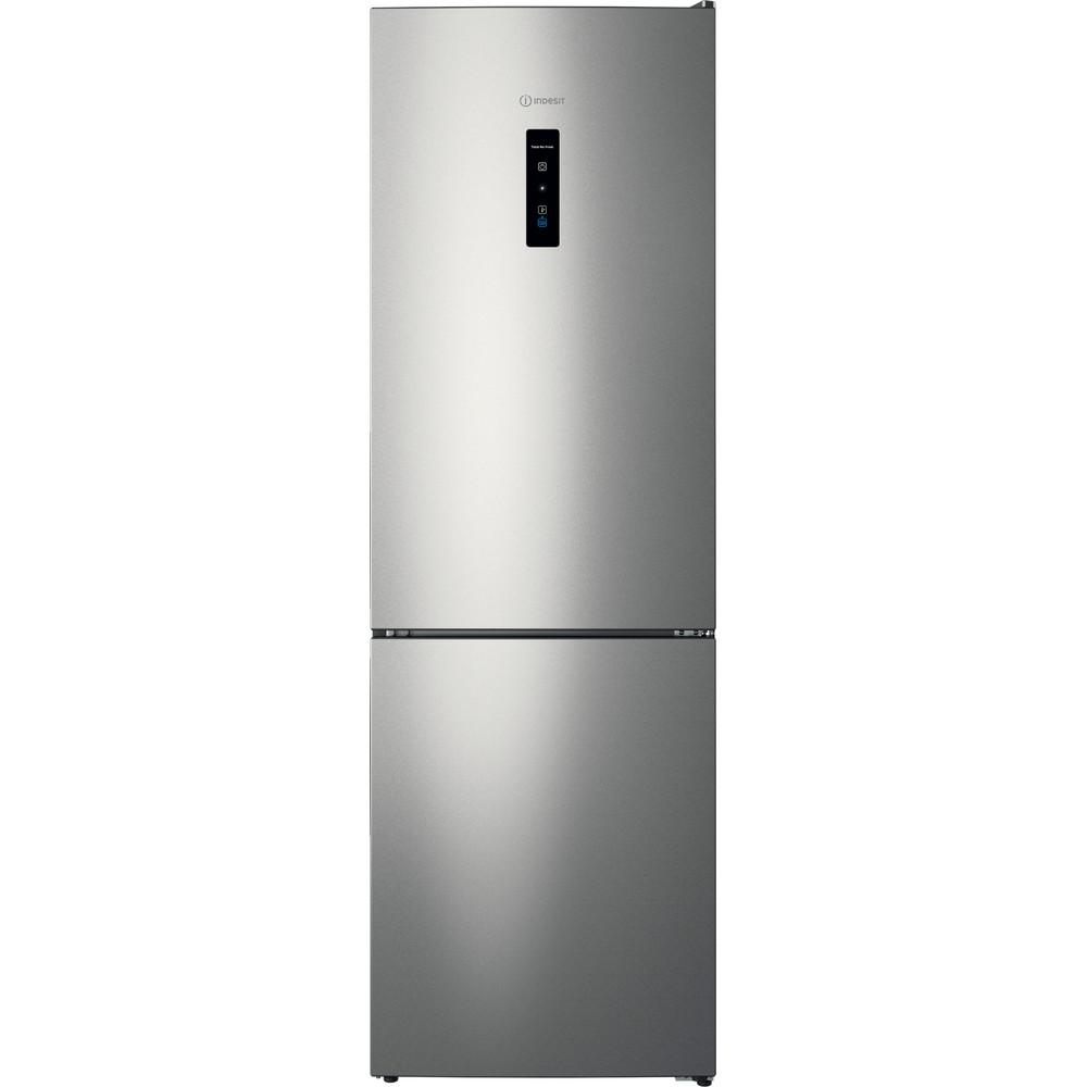 Indesit Холодильник с морозильной камерой Отдельностоящий ITR 5180 S Серебристый 2 doors Frontal