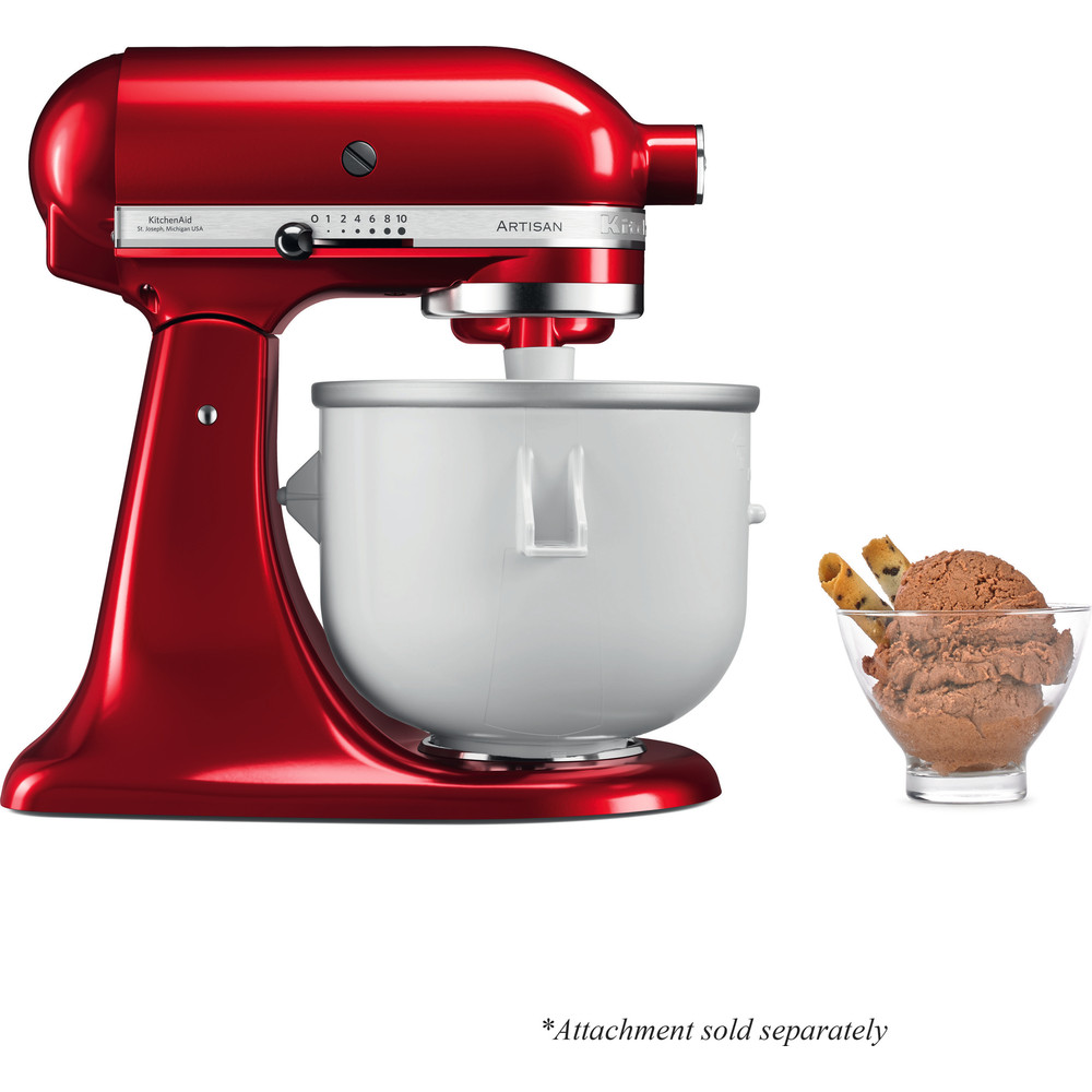 Ice Cream Maker For 43 L And 48 L Stand Mixer 5kica0wh