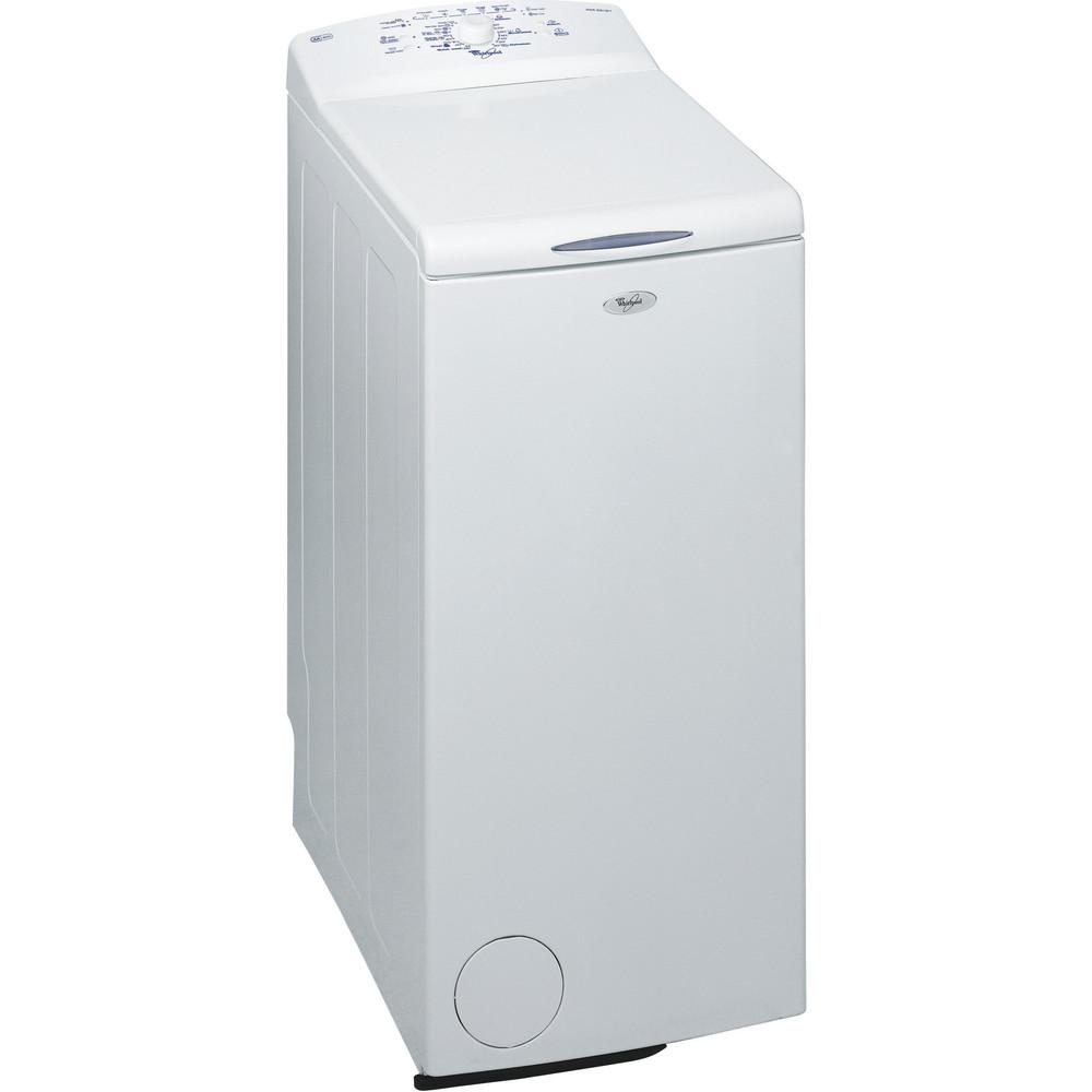 Whirlpool toppmatad tvättmaskin: 5 kg - AWE 2316/1