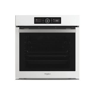 Forno elétrico integrado da Whirlpool: cor branca, de limpeza automática - AKZ9 6220 WH