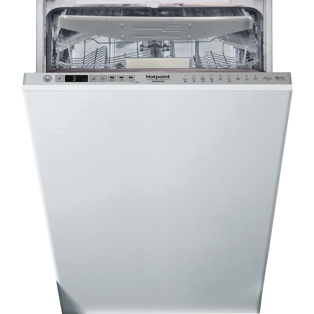 Hotpoint_Ariston Lave-vaisselle Encastrable HSIO 3O23 WFE Encastrable E Frontal