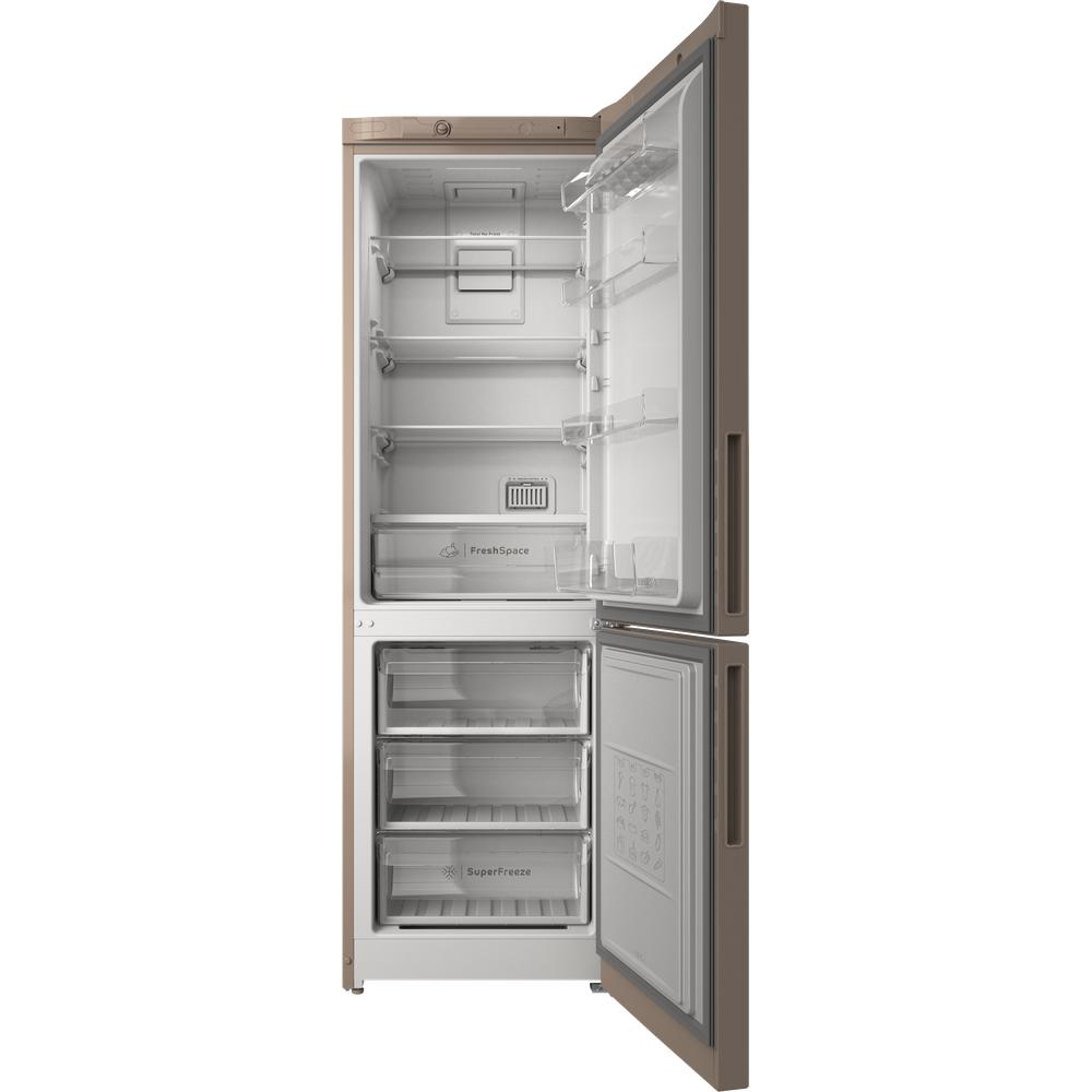 Indesit Холодильник с морозильной камерой Отдельностоящий ITR 4180 E Розово-белый 2 doors Frontal open