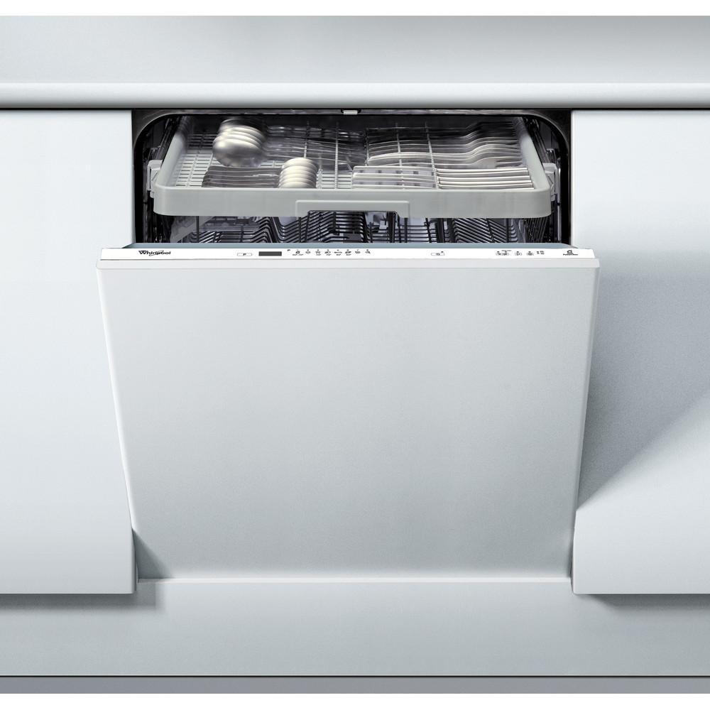 Whirlpool integrerad diskmaskin: färg silver, 60 cm - ADG 7653 A+ PC TR FD