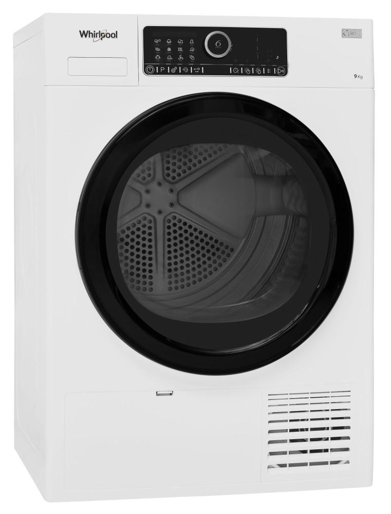 Whirlpool Dryer ST U 92E EU Bela Perspective
