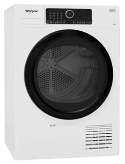 Сушилня с термопомпа Whirlpool: свободностояща, 9 кг - ST U 92E EU