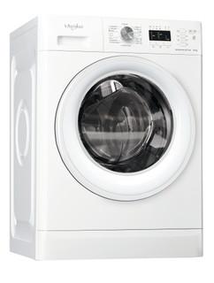 Whirlpool prostostoječi pralni stroj s sprednjim polnjenjem: 6,0 kg - FFL 6238 W EE