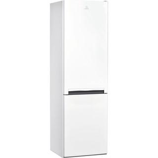 Indesit Холодильник с морозильной камерой Отдельно стоящий LI9 S1Q W Белый 2 doors Perspective