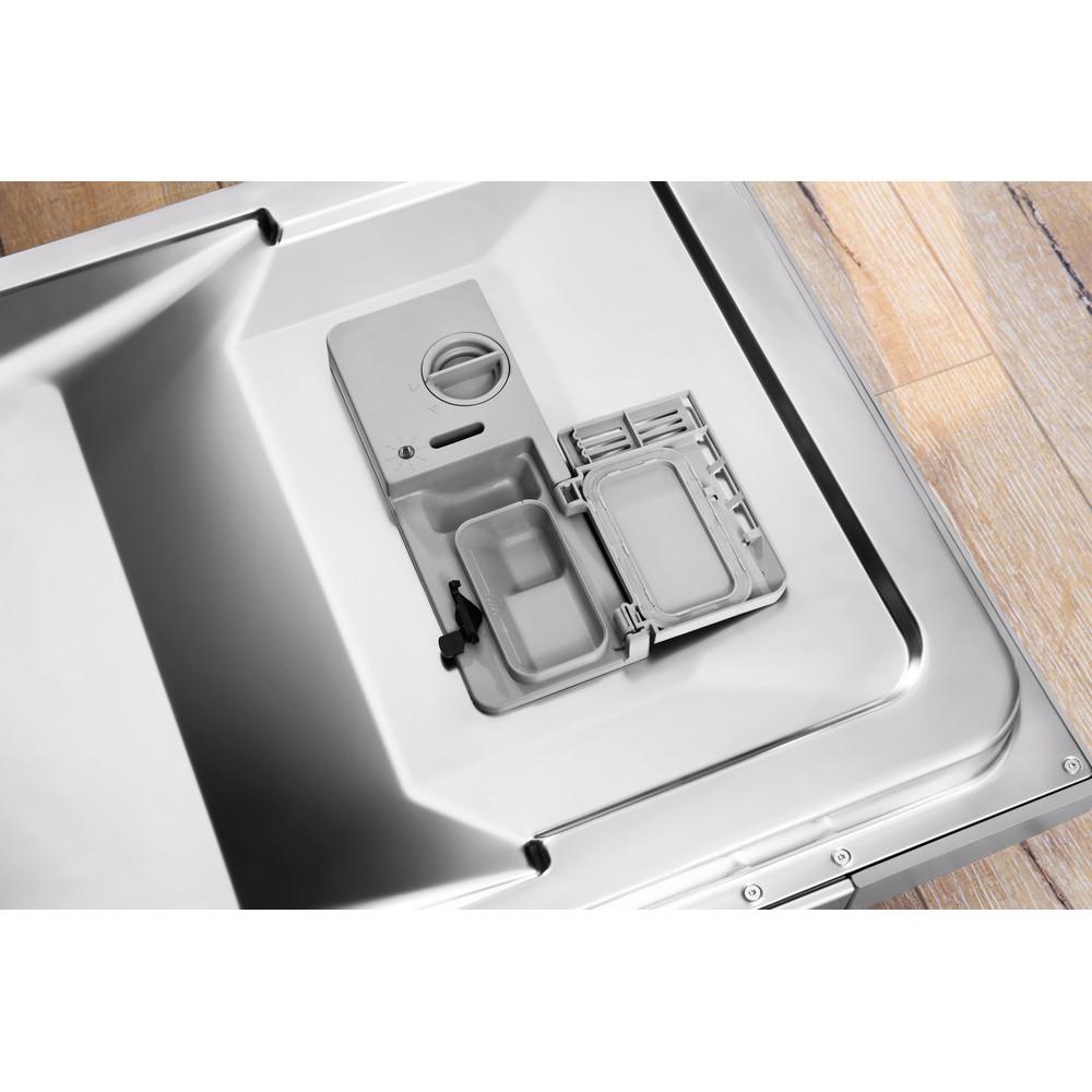 Indesit Посудомоечная машина Отдельно стоящий DSR 57M19 A EU Отдельно стоящий A Drawer