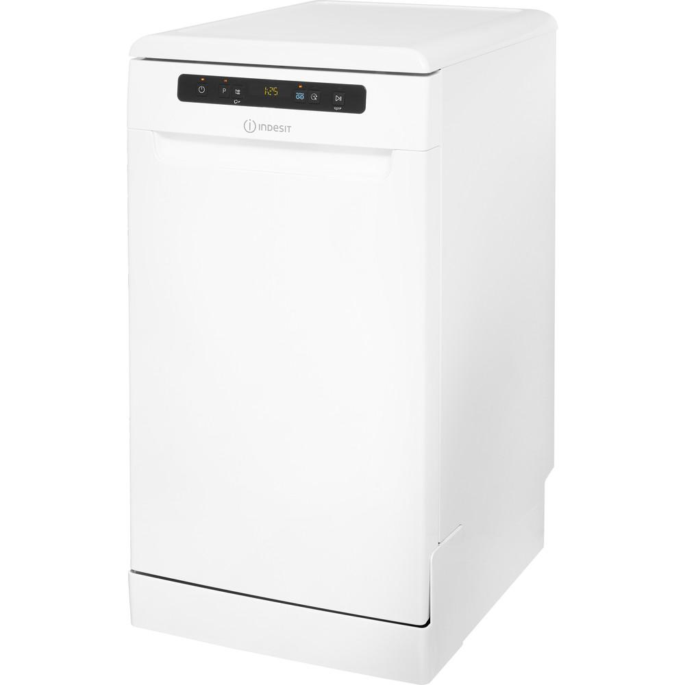 Indesit Посудомоечная машина Отдельностоящий DSFC 3T117 Отдельностоящий A Perspective