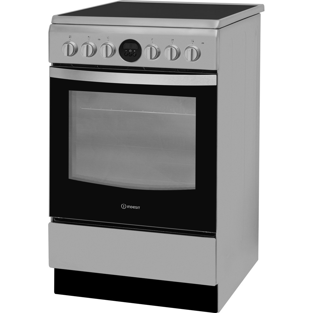 Indesit Plīts IS5V8CHX/E Inox Electrical Perspective