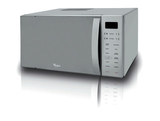Whirlpool freestanding microwave oven: stainless steel color - MWO 638 IX