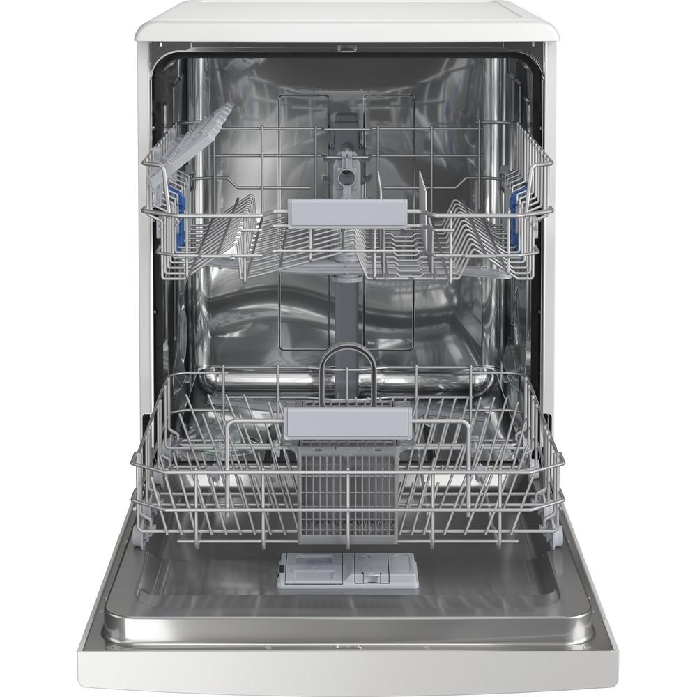 Indesit Dishwasher Free-standing DFC 2B+16 UK Free-standing F Frontal open