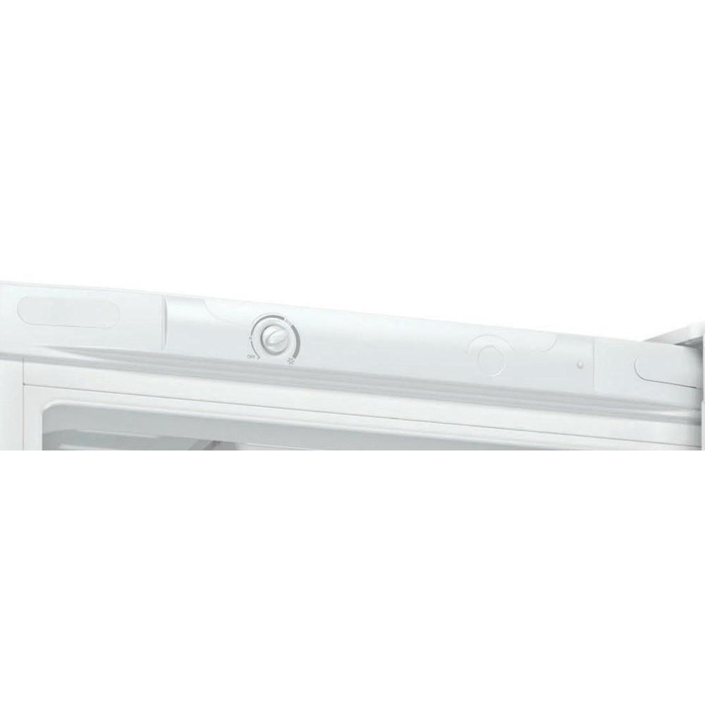 Indesit Холодильник с морозильной камерой Отдельностоящий DS 4180 W Белый 2 doors Control panel