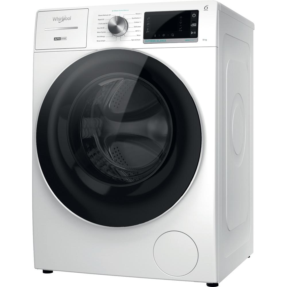 Whirlpool W8 W946WR UK washing machine 9kg - W8 W946WR UK