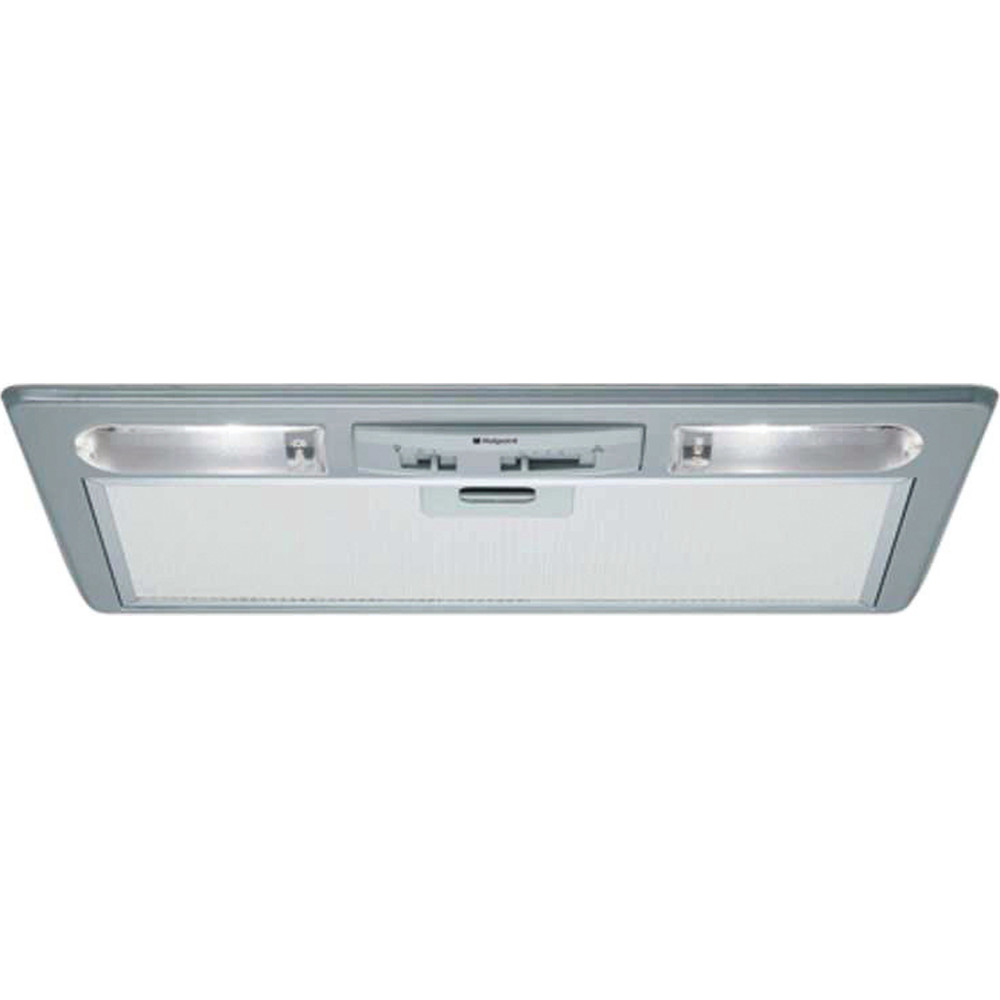 Hotpoint HOOD Built-in HTU32X Grey Built-in Mechanical Frontal