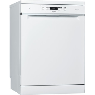 Whirlpool lavavajillas: color blanco, 60 cm - WFC 3C42 P