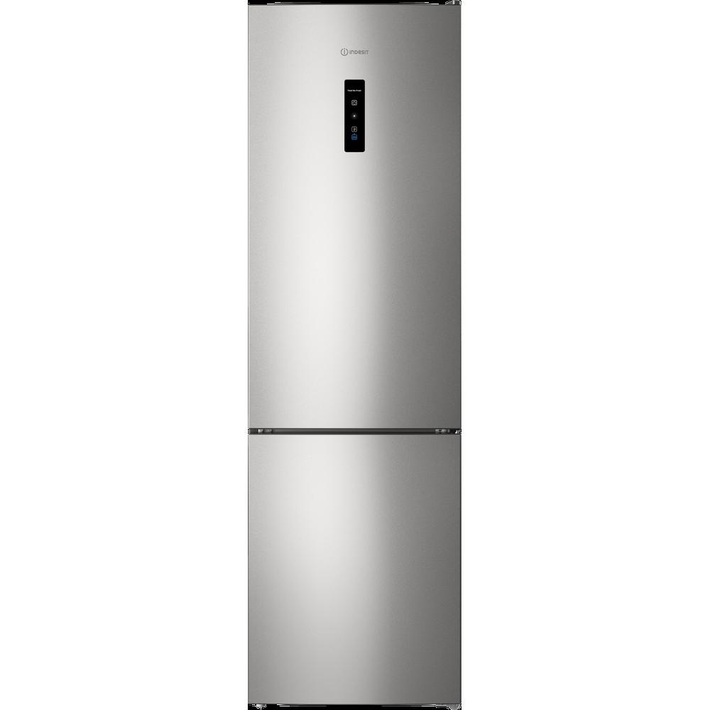 Indesit Холодильник с морозильной камерой Отдельностоящий ITR 5200 S Серебристый 2 doors Frontal