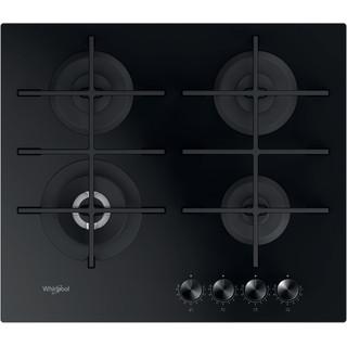 Whirlpool W Collection GOWL 628/NB Hob 4 Burners 60cm - Black