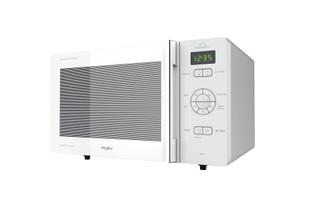 Vapaasti sijoitettava Whirlpool mikroaaltouuni: Valkoinen - MCP 345 WH