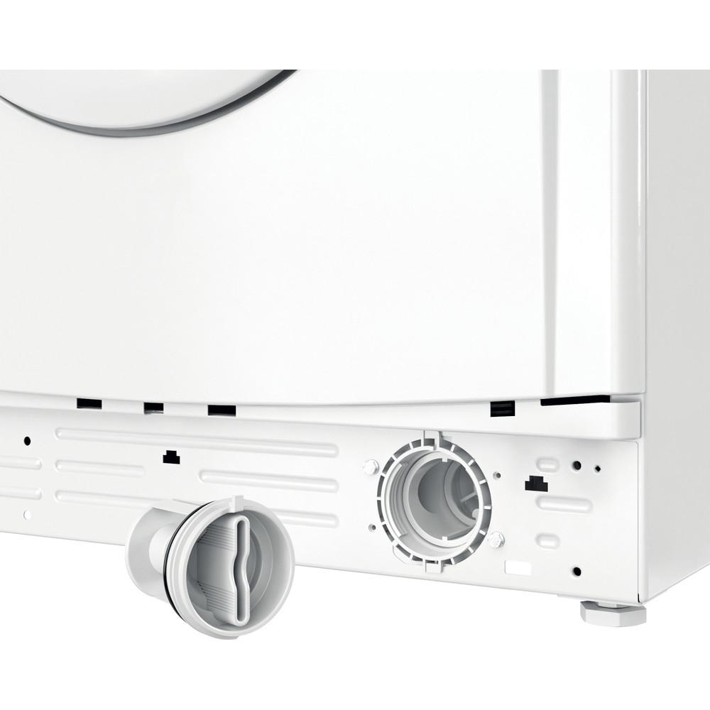 Indesit Veļas mazgājamā mašīna Brīvi stāvošs EWUD 41051 W EU N Balts Priekšējās ielādes F Filter