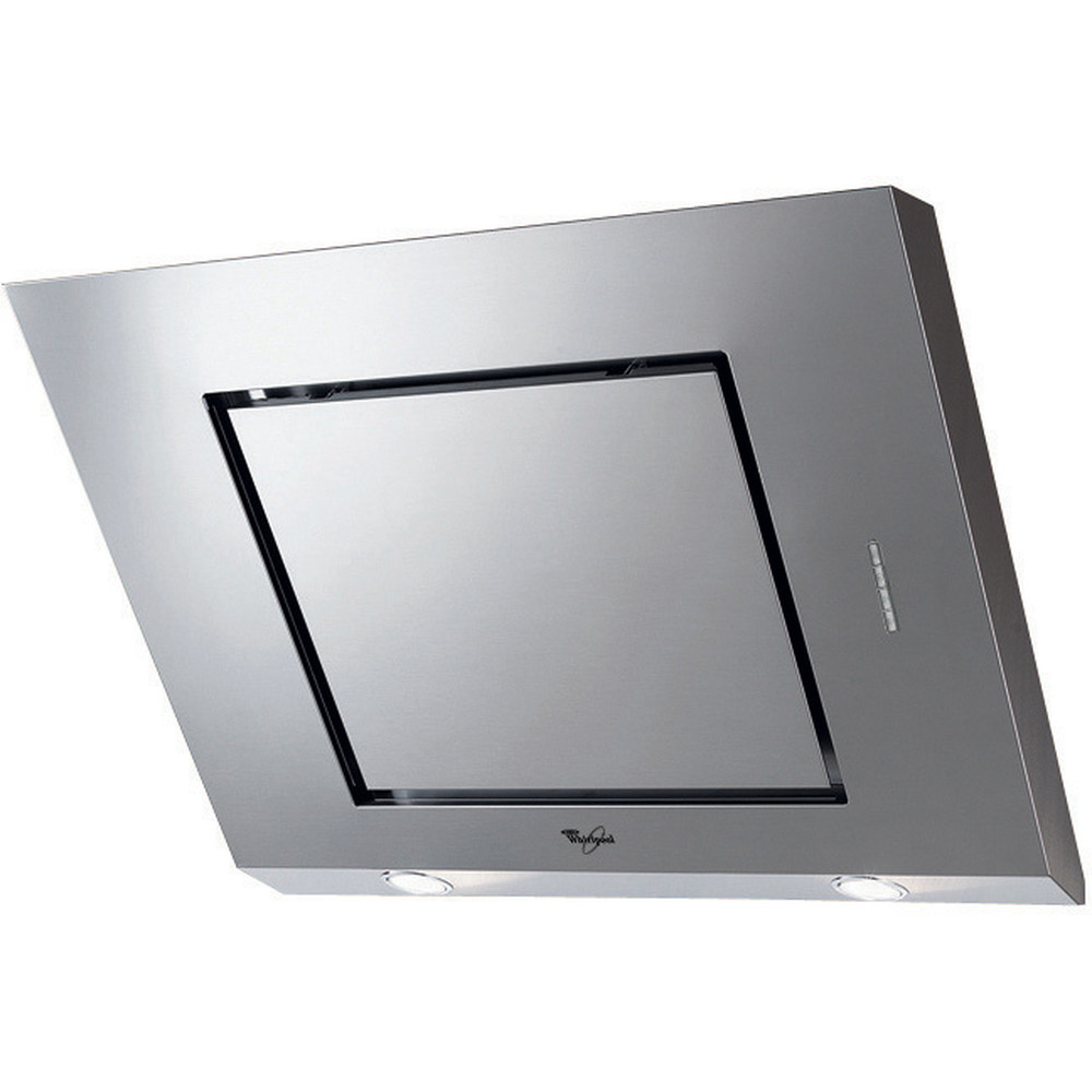 Whirlpool väggmonterad köksfläkt - AKR 808 IX