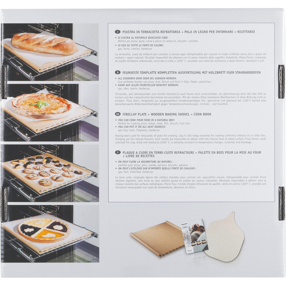 Indesit OVEN PTF100 Lifestyle_Detail