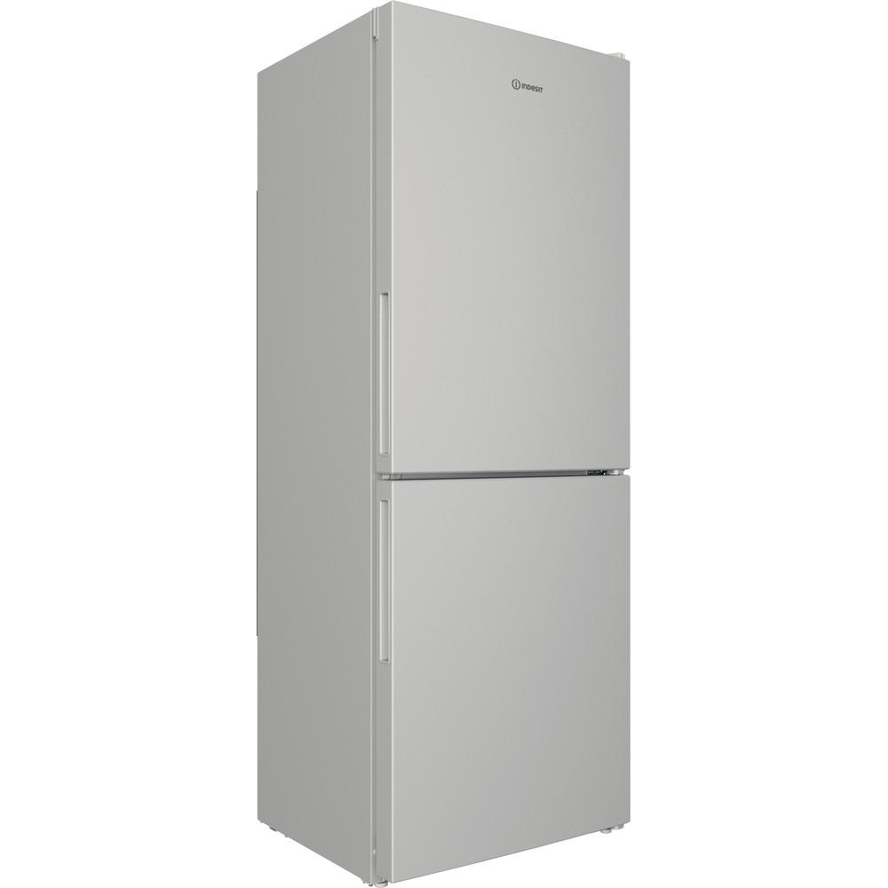 Indesit Холодильник с морозильной камерой Отдельностоящий ITD 4160 W Белый 2 doors Perspective