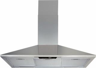 Whirlpool wall mounted cooker hood - AKR 945 IX