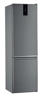 Vapaasti sijoitettava Whirlpool jääkaappipakastin: huurtumaton - W7 931T OX