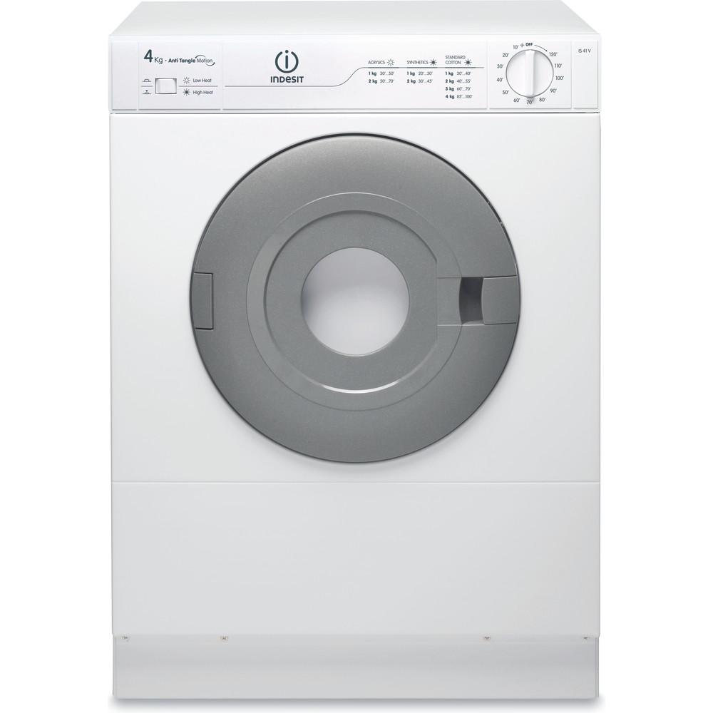 Indesit Secadora IS 41 V (EX) Blanco Frontal
