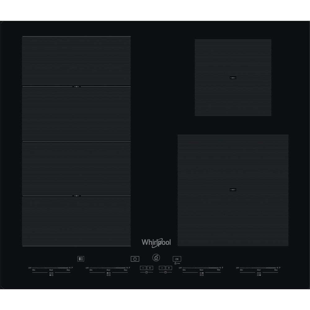 Whirlpool induksjonstopp - SMC 604 F/NE