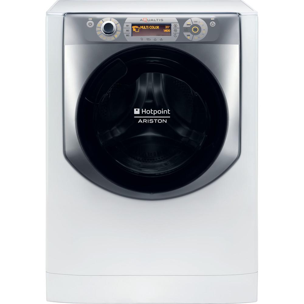 Hotpoint_Ariston Перална машина Свободностоящ AQ104D497SD EU/B N Бял Предно зареждане B Frontal