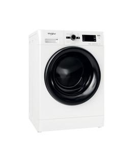 Máquina de lavar e secar roupa de livre instalação da Whirlpool: 9,0 kg - FWDG 961483 WBV SPT N