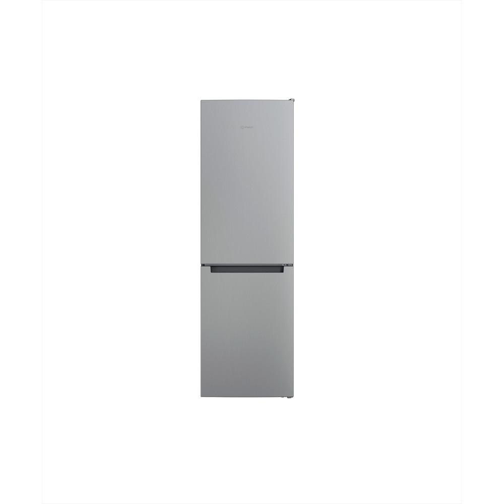 Indesit Combinación de frigorífico / congelador Libre instalación INFC8 TA23X Inox 2 doors Frontal