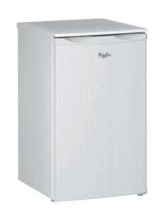Réfrigérateur posable Whirlpool: couleur blanche - WMT503