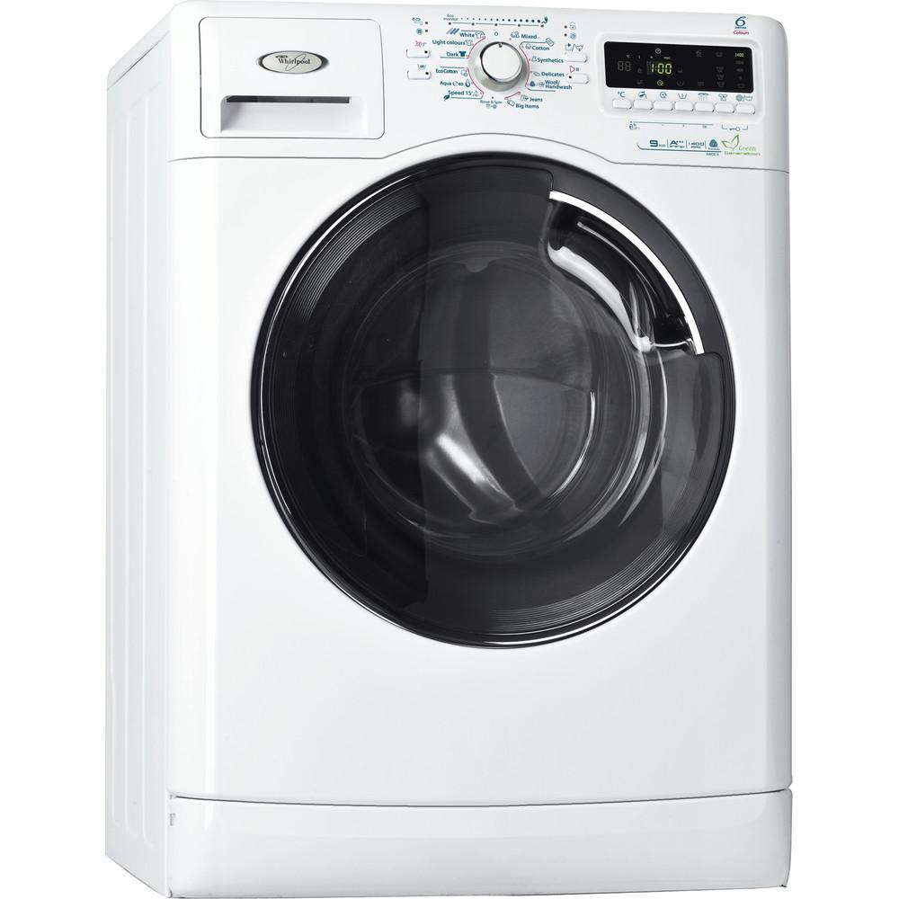 Whirlpool frontmatad tvättmaskin: 9 kg - AWOE 9