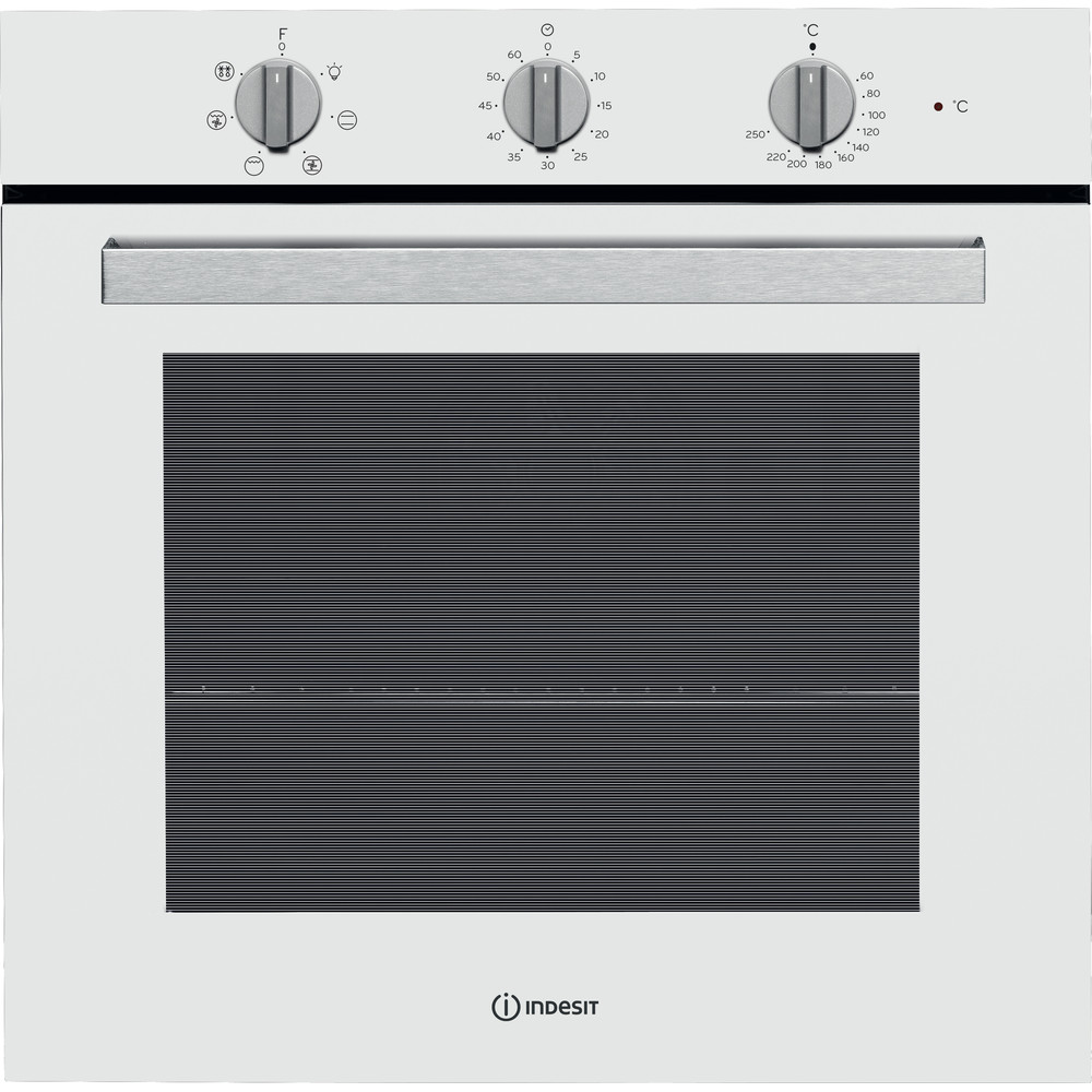 Indesit Horno Encastre IFW 6530 WH Eléctrico A Frontal