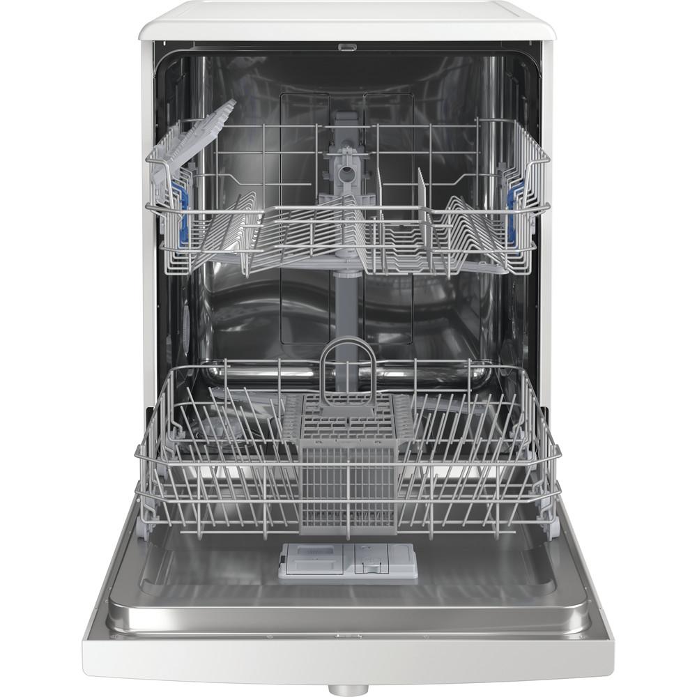 Indesit Dishwasher Free-standing DFE 1B19 UK Free-standing F Frontal open