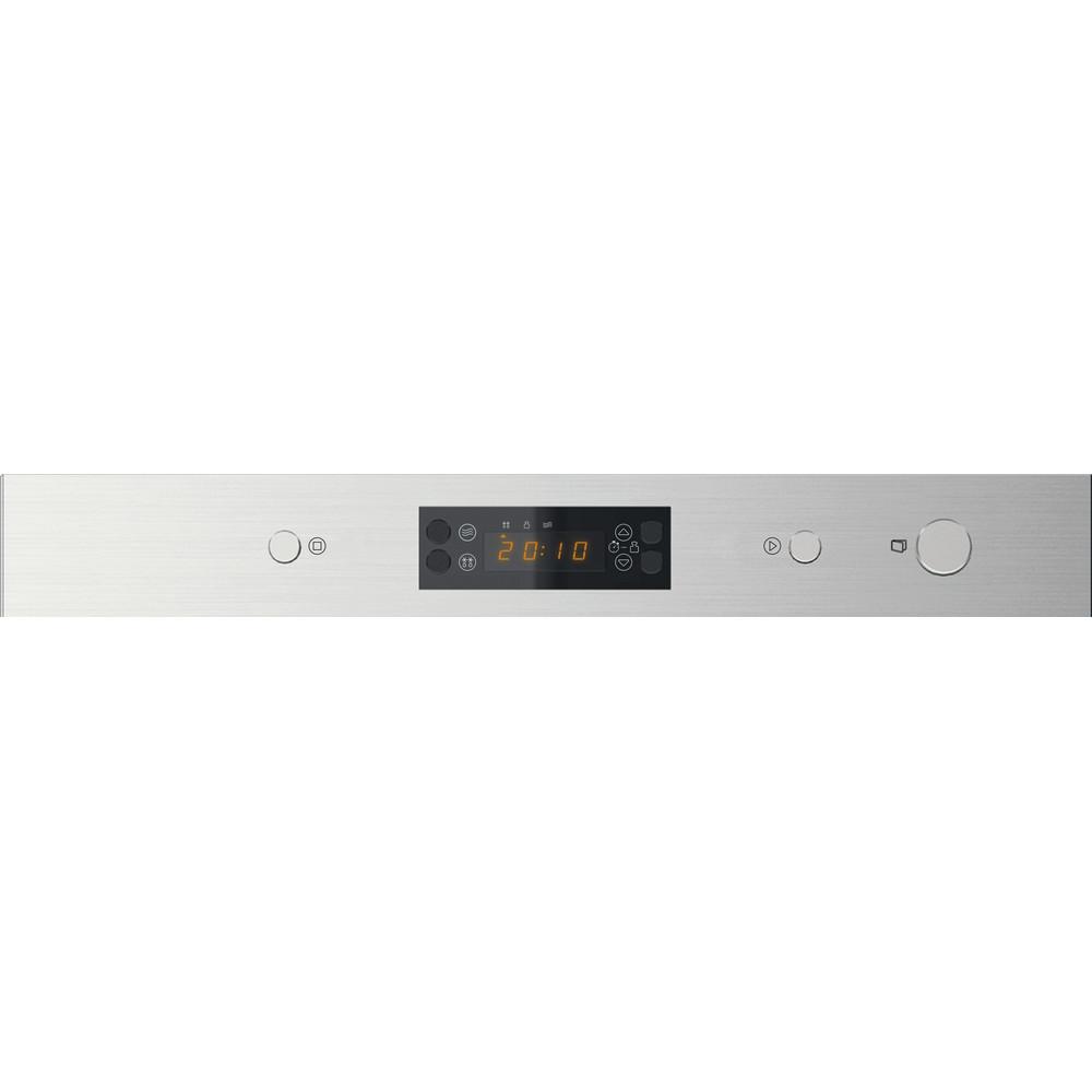 Indesit Микроволновая печь Встраиваемый MWI 3211 IX Inox Электронное 22 Микроволновая печь 750 Control panel