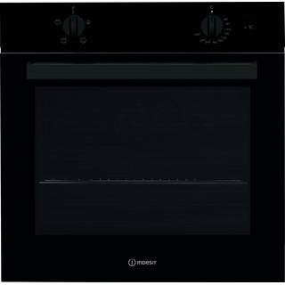 Indesit Духовой шкаф Встраиваемый IFW 6220 BL Электрическая A Frontal