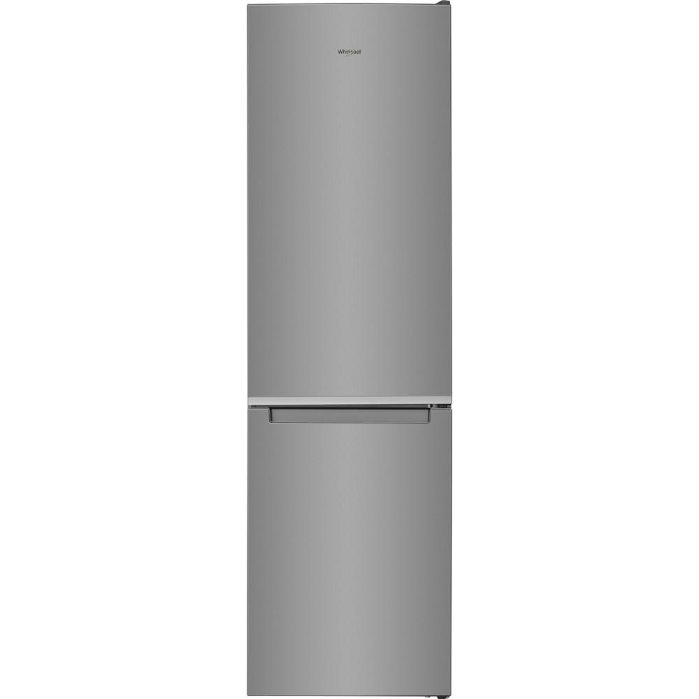 Frigorífico combi de libre instalación W7 921I OX Whirlpool: Color Inox 368L Total No Frost A++ tirador integrado