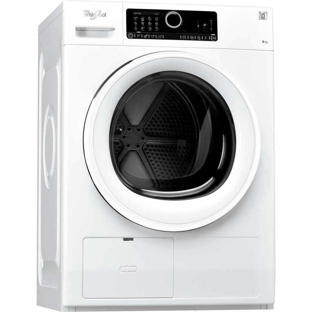 Whirlpool värmepumpstumlare: fristående, 8 kg - HSCX 80310