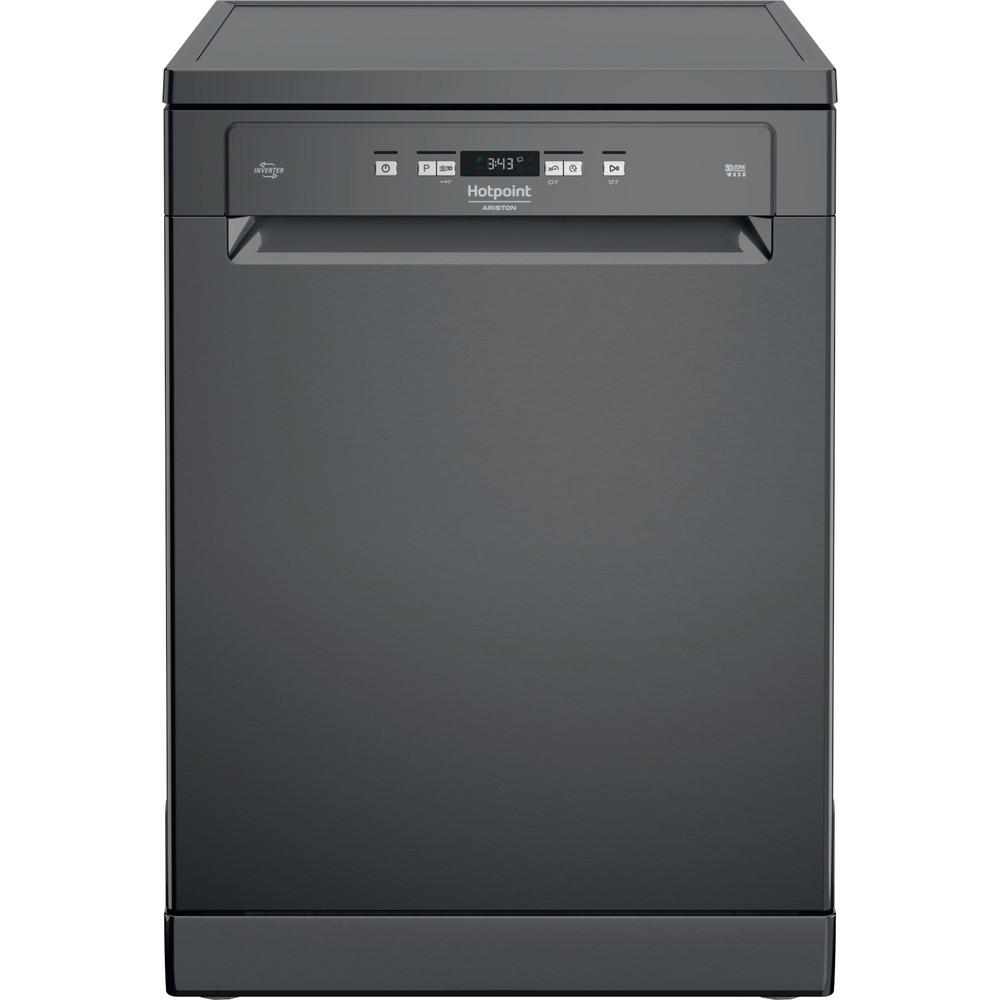 Hotpoint_Ariston Посудомоечная машина Отдельностоящий HFC 3T141 WC SB Отдельностоящий A Frontal
